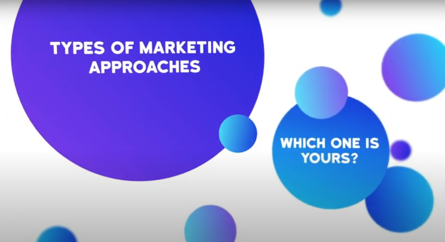 Types of Marketing Approaches | CXO Strategies Middle East